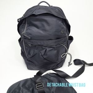 Lululemon All Day Backpack w Convertible Crossbody